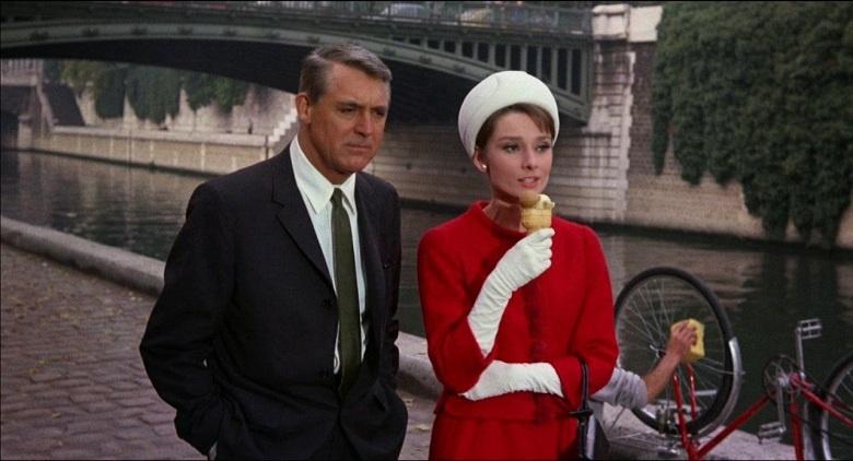 Charade_1963_Film_Kritik_Trailer