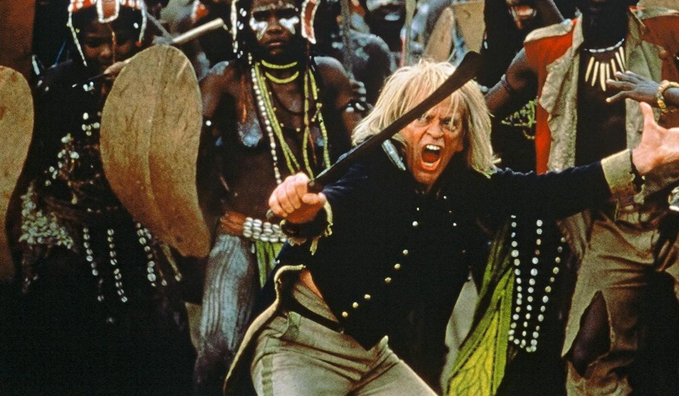 Kritik: Cobra Verde (D 1987)