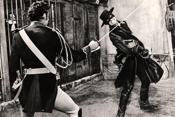 """Disneys """"Zorro"""" (USA 1957-1959) Kritik – Eine Serie für die Ewigkeit"""