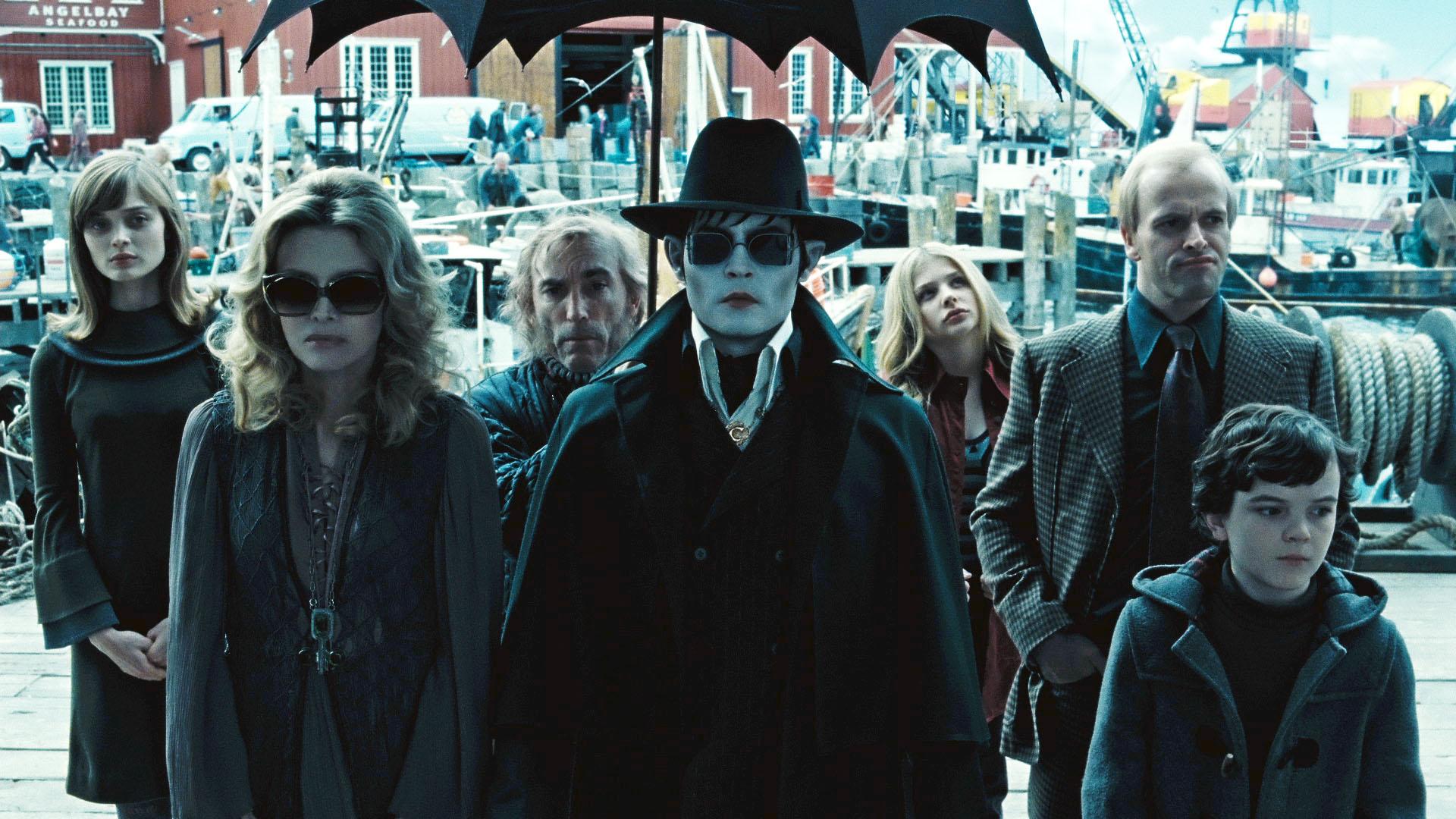 Kritik: Dark Shadows (USA 2012) Unsterblichkeit: Segen oder Fluch?