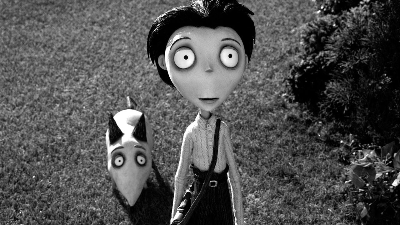Kritik: Frankenweenie (USA 2012) – Tim Burtons magisches Horror-Revival