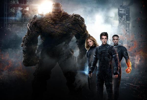 Kritik: Fantastic Four (USA/UK 2015)