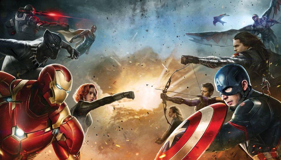 Trailer-Premiere: The First Avenger – Civil War