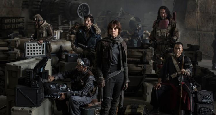 Erster langer Trailer zu Rogue One: A Star Wars Story