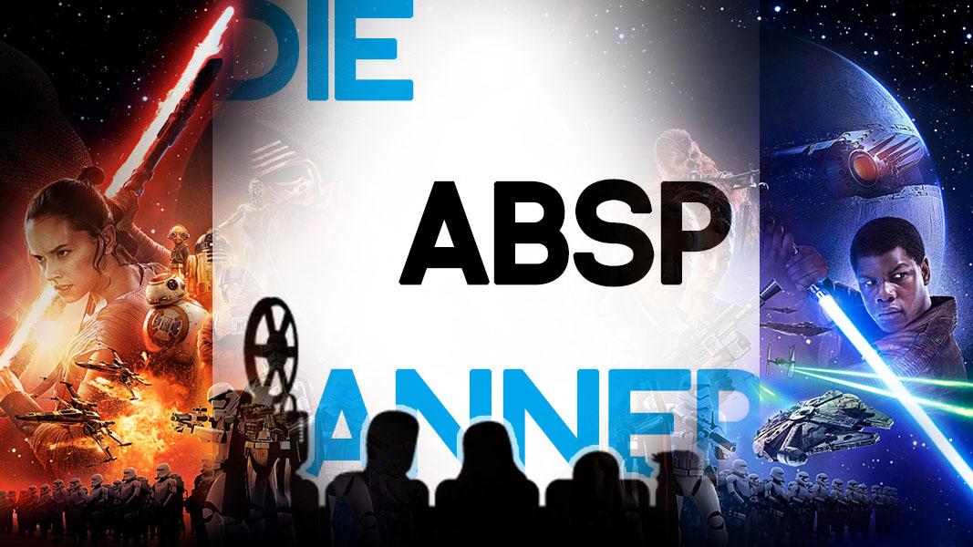 Podcast: Die Abspanner #12 – Star Wars