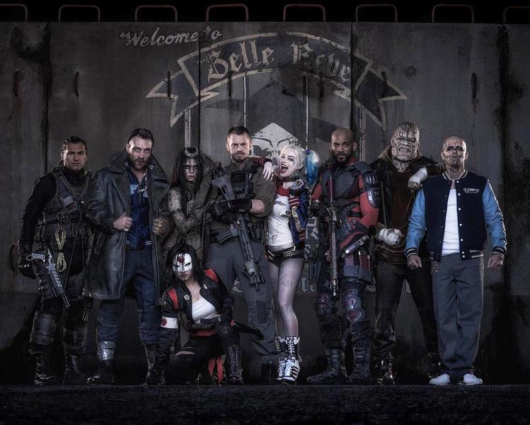 Worst Heroes Ever! Neuer Trailer zu Suicide Squad ist da!