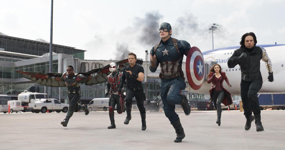 Kritik: The First Avenger – Civil War (US 2016)