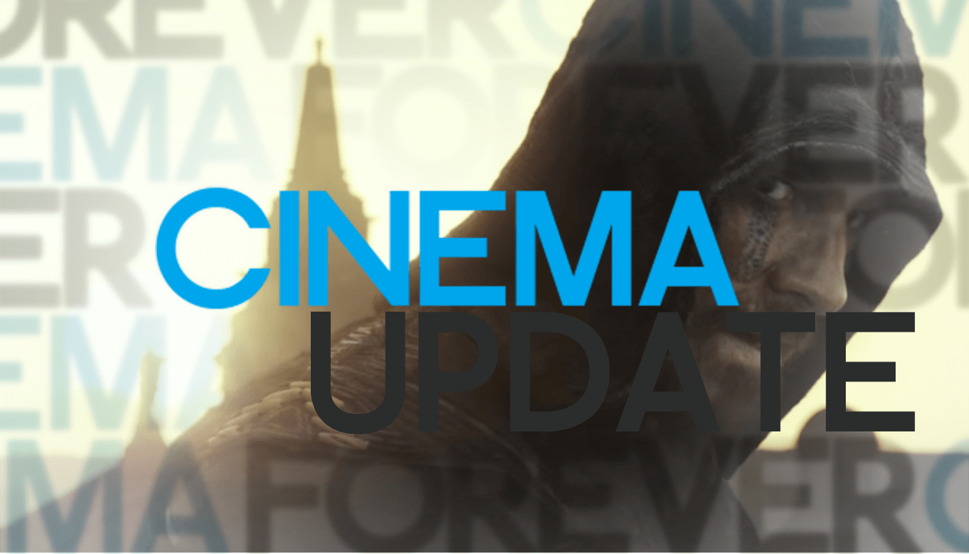Podcast: Cinema Update #10 – MIB 23, Assassin's Creed & Das Ende der Filmstars