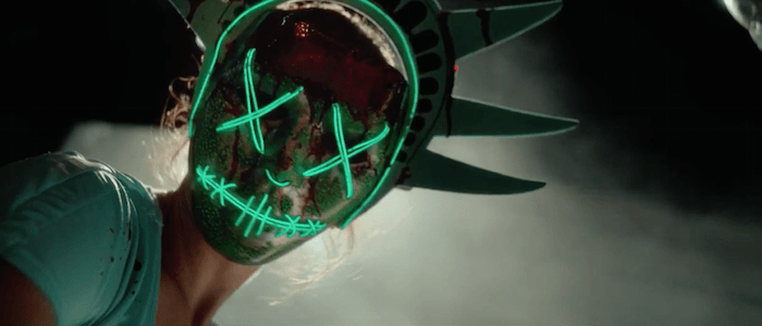Blutige Säuberung: Neuer Trailer zu The Purge 3: Election Year