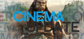 Podcast: Cinema Update #14 – Ocean's Ocho, Warcraft & das Geheimnis der Netflix-Quoten
