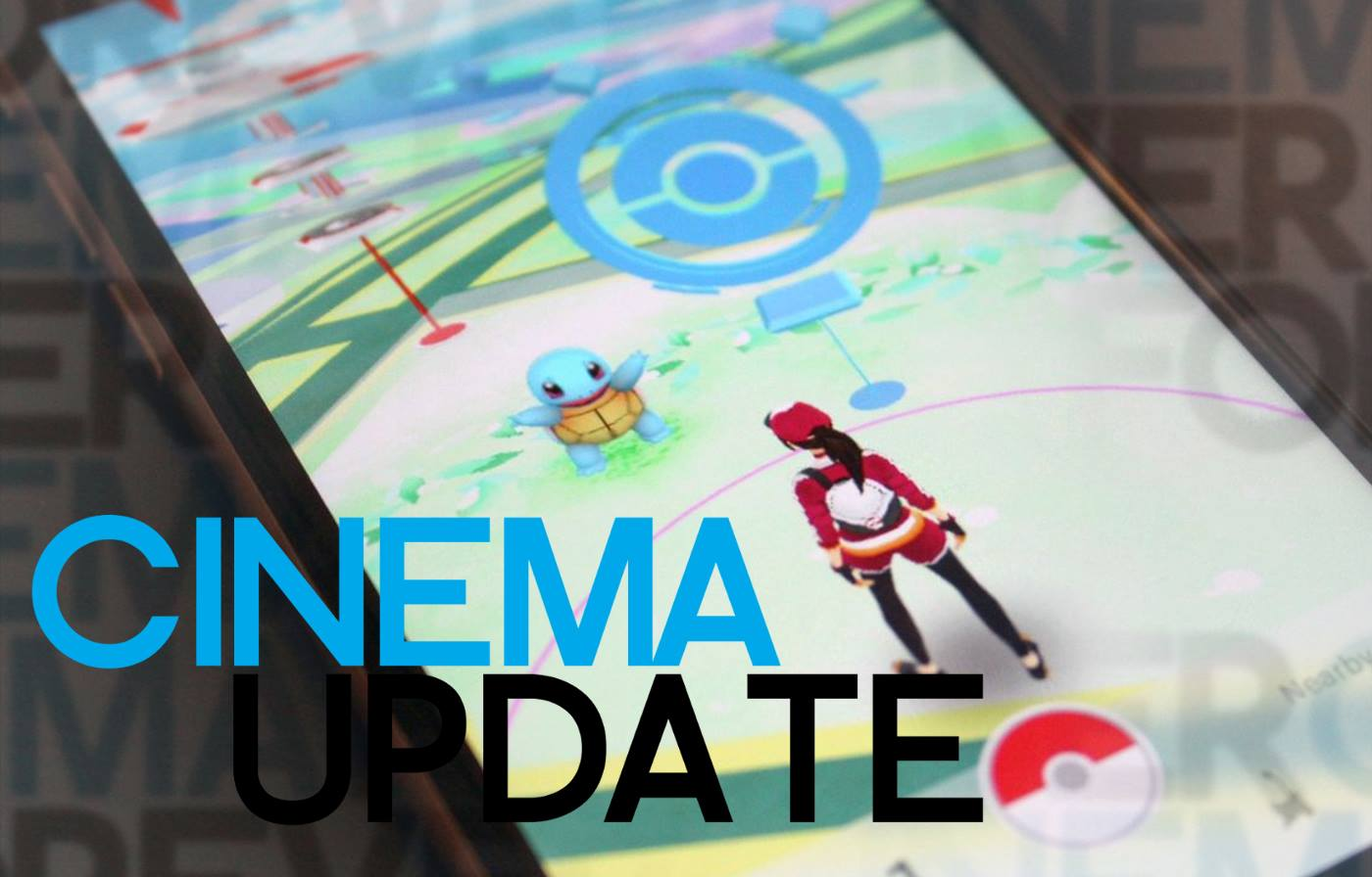 Podcast: Cinema Update #19 – Pokemon, Star Trek, XXX & Flixtape