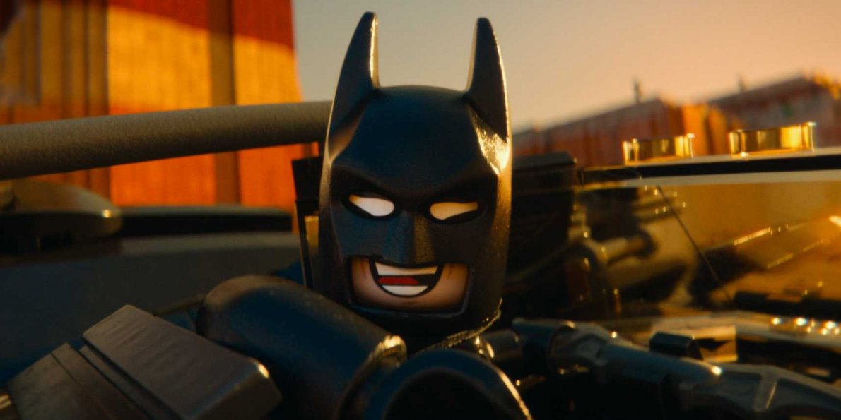 The World is Black and Yellow: Erster Trailer zu The Lego Batman Movie
