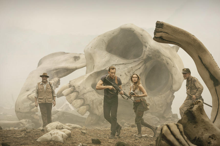 Erster Trailer zu Kong: Skull Island mit Brie Larson & Tom Hiddleston