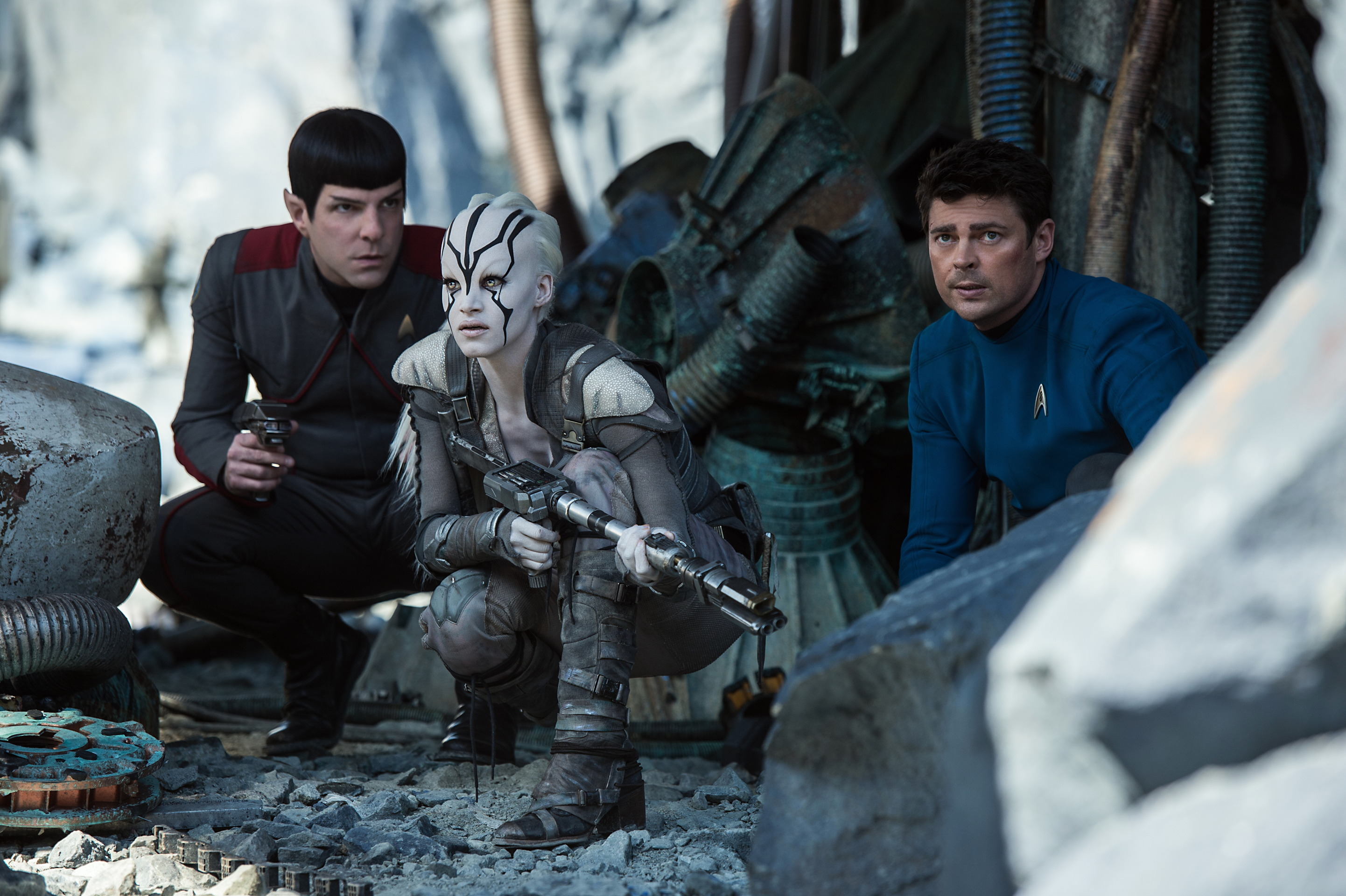 Kritik: Star Trek Beyond (USA 2015)