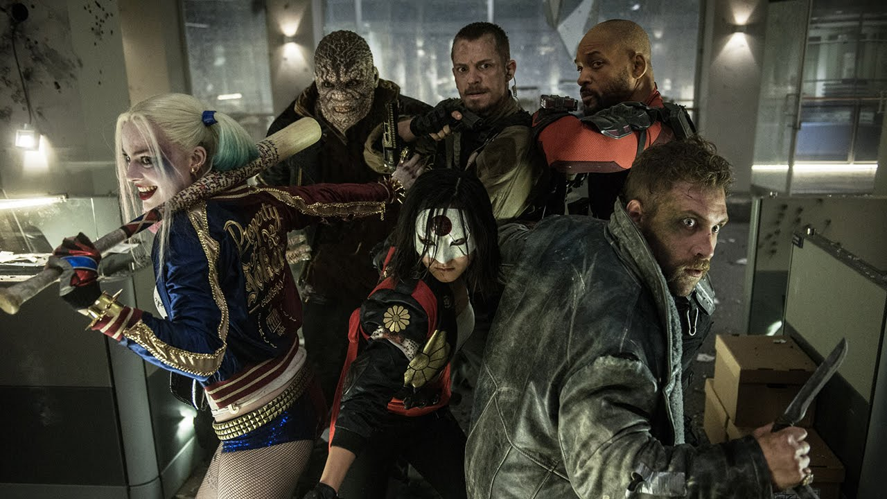 Kritik: Suicide Squad (USA 2016)