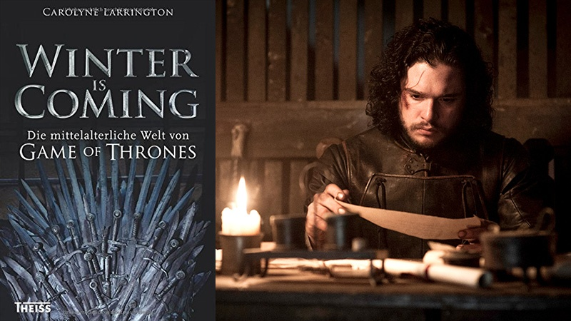 Buchkritik: Winter is Coming – Die mittelalterliche Welt von Game of Thrones