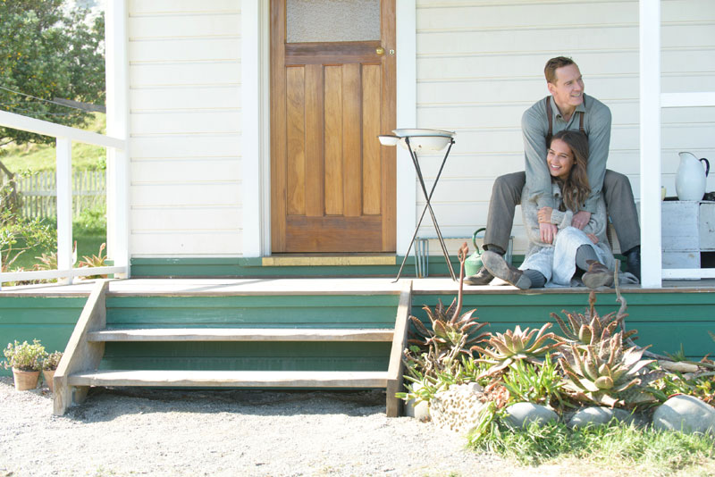 Kritik: The Light Between Oceans (USA, GB, NZ 2016)