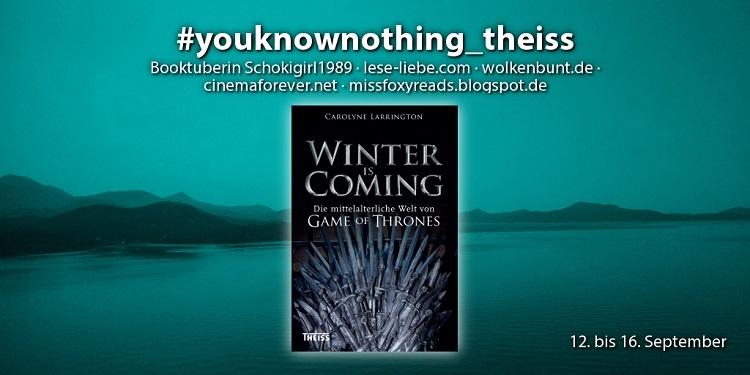 Fotoaufruf: Gewinnt ein Exemplar von Winter is Coming – Die mittelalterliche Welt von Game of Thrones