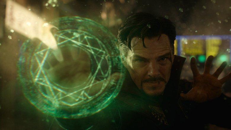 Kritik: Doctor Strange (USA 2016)