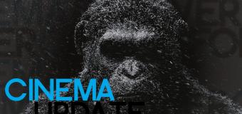 Cinema Update #38 – Black List, Golden Globes, Dunkirk, F8, Blade Runner 2 & Planet der Affen