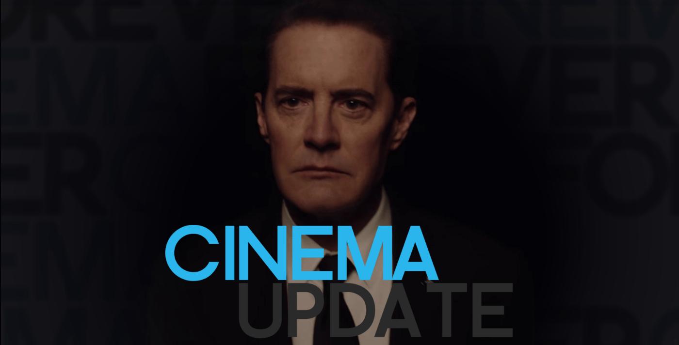Cinema Update #40 – Twin Peaks, Nicolas Winding Refn, Steve McQueen & Snatch Serie