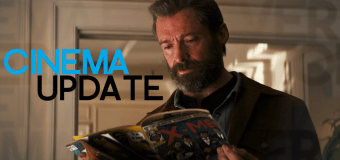 Cinema Update #41 – Emoji Movie, Hellboy 3, Grimme Preis, Power Rangers & Logan