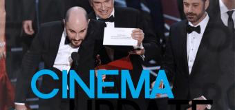 Cinema Update #46 – Alien Covenant, Nightwing & die Oscars!