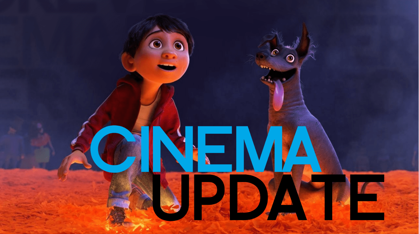 Cinema Update #49 – The Batman, Matrix Reboot, Verblendung Re-casting & Pixars Coco