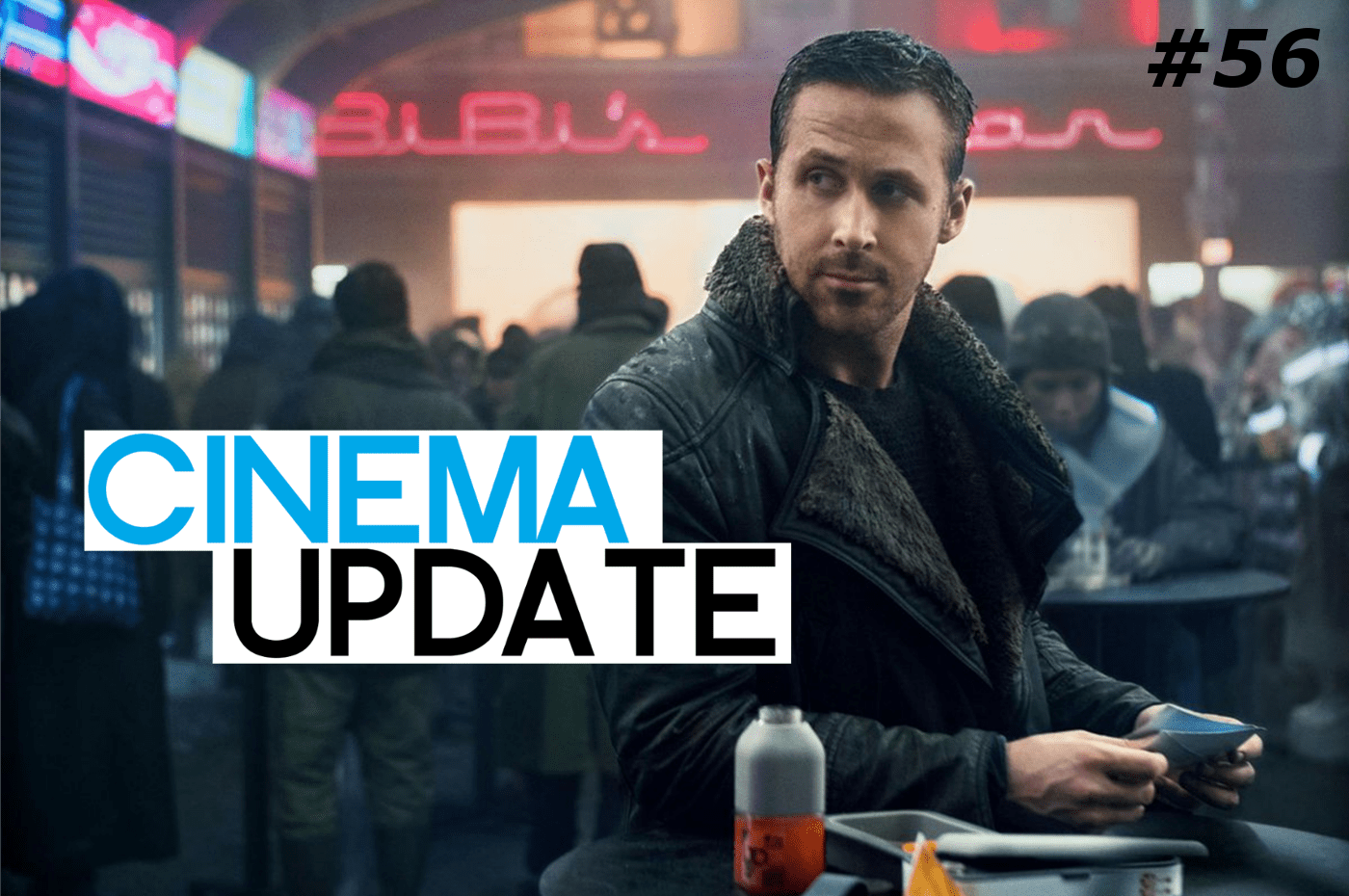 Cinema Update #56 – Hellboy Reboot, Deadpool Serie, Facebook Shows & Blade Runner 2049