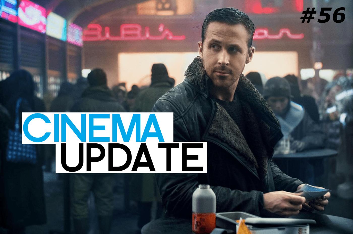 Cinema Update #56 – Hellboy Reboot, Deadpool Serie, Facebook Shows & Blade Runner 2049