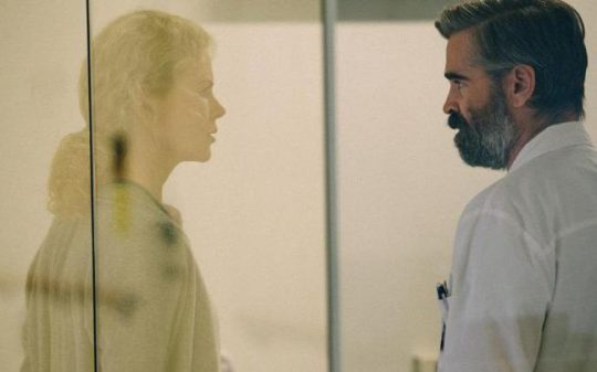 Kritik: The Killing of a Sacred Deer (US 2017)