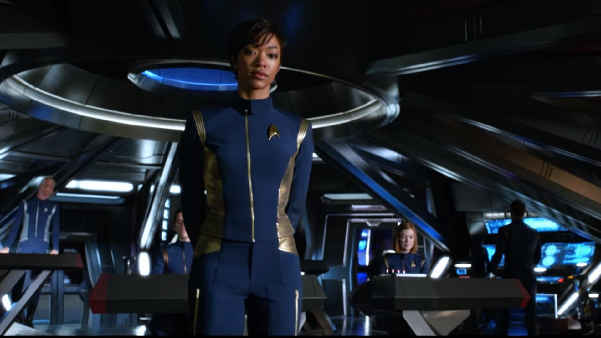 Die Klingonen sind los – Erster Trailer zu Star Trek: Discovery online