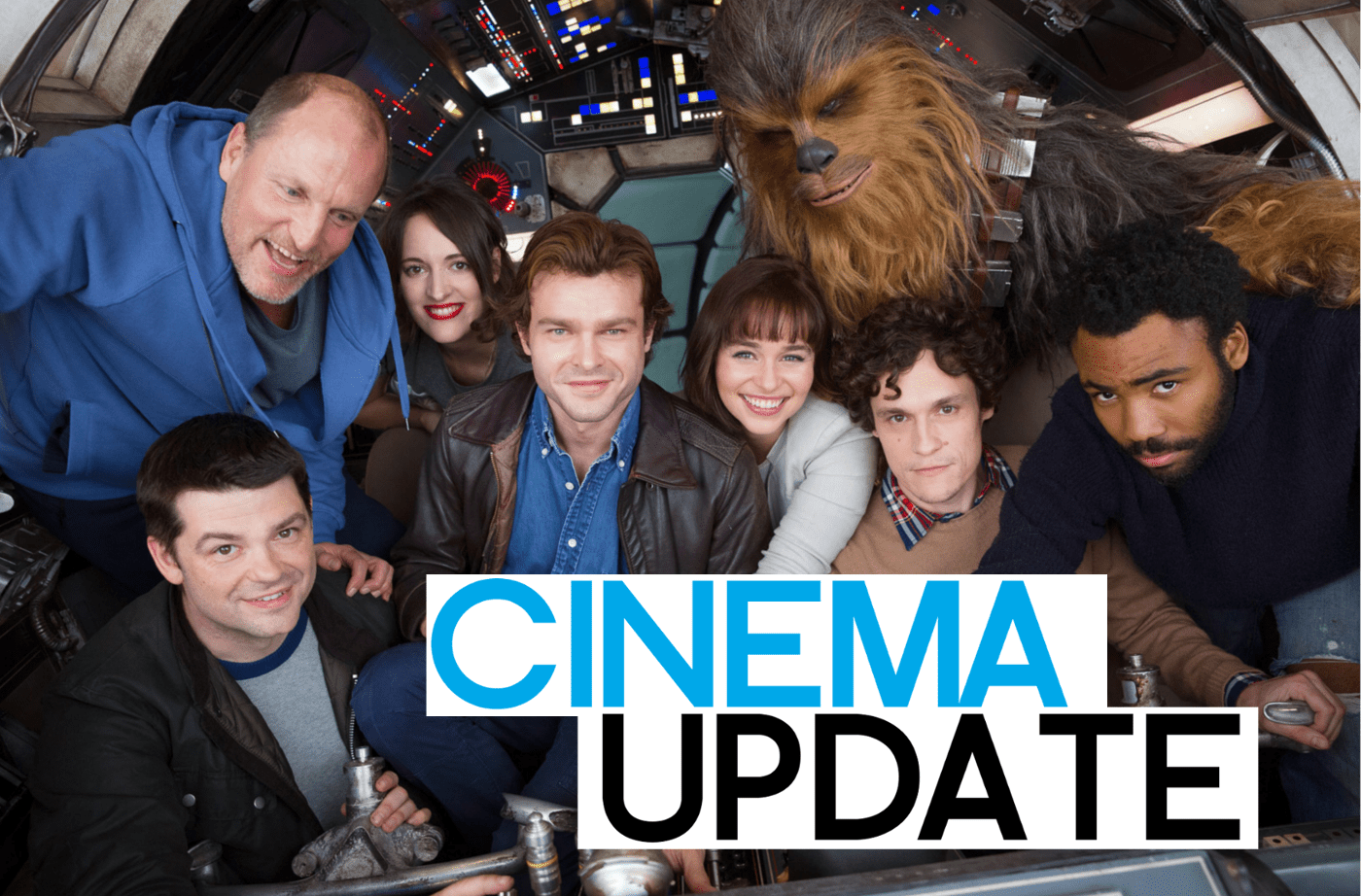 Cinema Update #62 – Han Solo Spin-Off, Watchmen Serie & Pitch Perfect 3