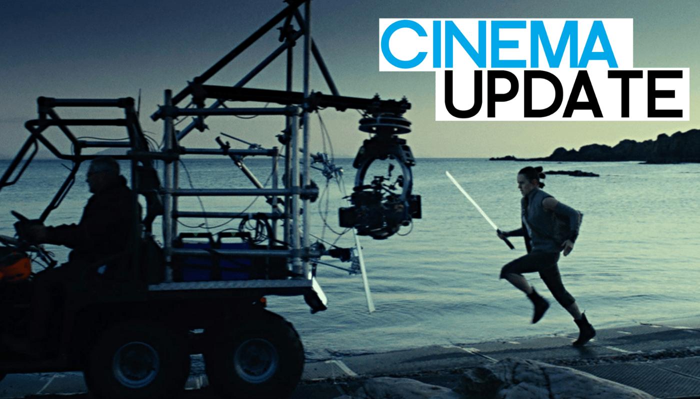 Cinema Update #64 – Wonder Woman 2, Aladdin Casting, Tarantino Manson Film, Emmy Nominierungen & The Last Jedi