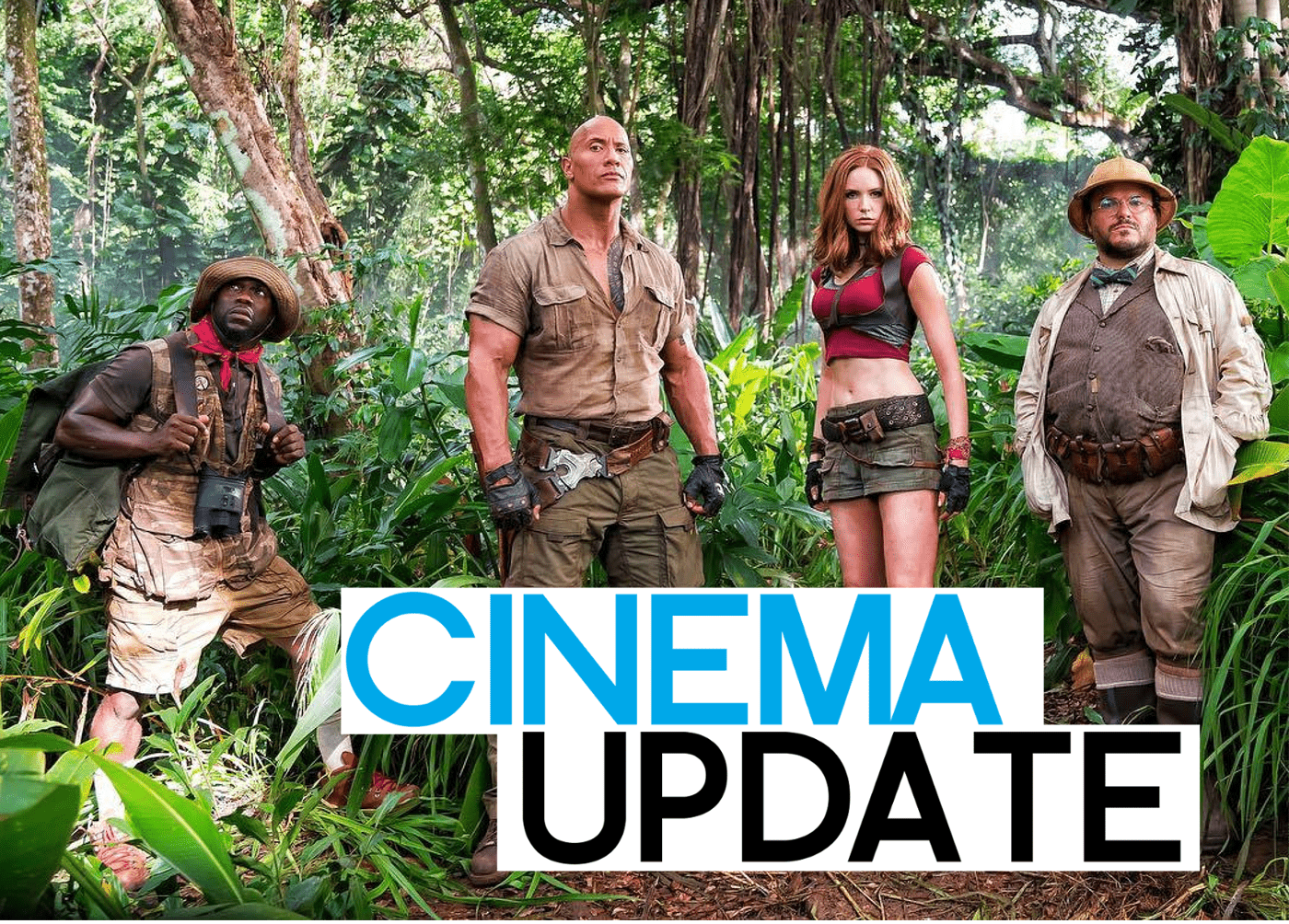 Cinema Update #63 – Toni Erdmann Remake, Ryan Gosling als Willy Wonka, Inhumans & Jumanji