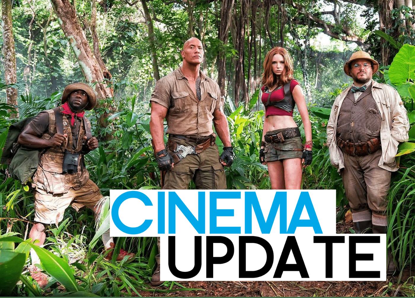 Cinema Update #63 – Toni Erdmann Remake, Ryan Gosling als Willy Wonka, Inhumans & Jumanji