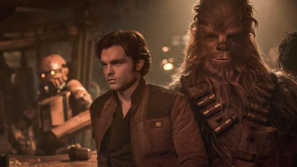 Kritik: Solo: A Star Wars Story (USA 2018)