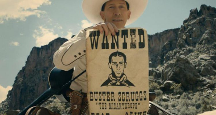 The Ballad of Buster Scruggs Film Kritik Review