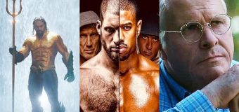 Filmtrailer der Woche – u.a. Aquaman, Creed II und Park Chan-wooks The Little Drummer Girl