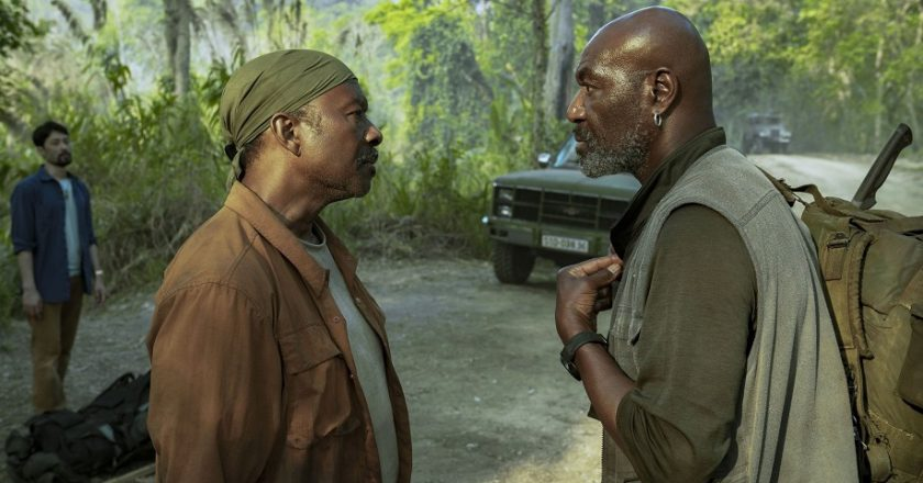Netflix-Reviews: Olivier Megatons The Last Days of American Crime & Spike Lees Da 5 Bloods
