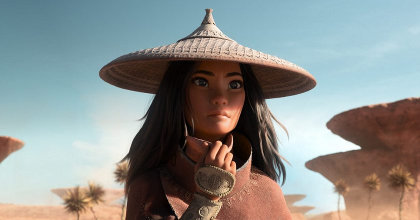 Raya und der letzte Drache – Erster Trailer zu Disneys neuem Animationsabenteuer