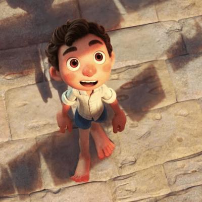 Kritik: Pixars Luca (USA 2021) – Ein sommerliches Abenteuer
